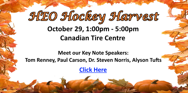 Hockey Harvest